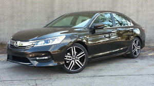 2016 Honda Accord Sport Honda sensing Sedan