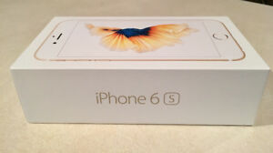 iPhone 6s 64GB - Mint Condition