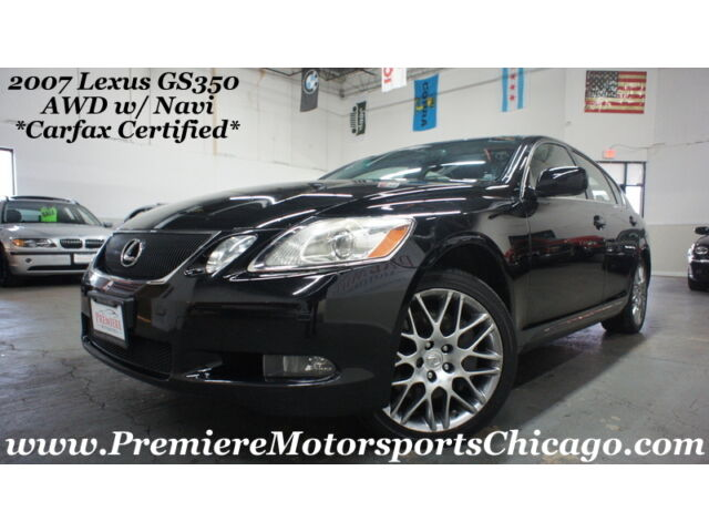 Image 1 of Lexus: GS 4dr SAWD 3.5L…