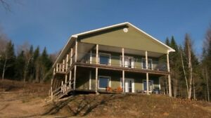 Beautiful 2 bedroom on Mechanic Lake, 20 minutes from Sussex