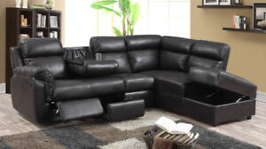 WAREHOUSE CLEARANCE SALE SECTIONAL SOFA