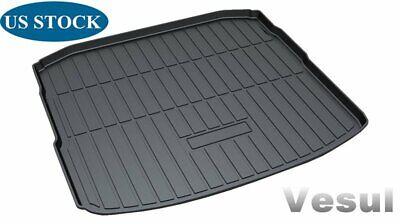 Fit For Audi A3 sedan 2014-2019 Rear Trunk Tray Mat Cargo Cover Liner Waterproof Audi A3 Rear Mat