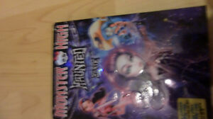 Monster high movies Prince George British Columbia image 4