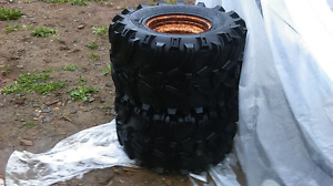 atv tires for trade