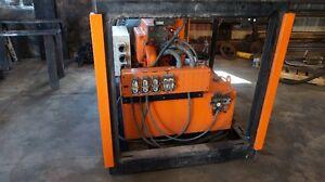 50HP Motor with Hydraulic Pump Strathcona County Edmonton Area image 2