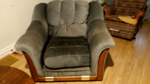Single king couch