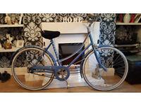 ladies raleigh stepover road bike