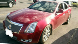 2009 Cadillac CTS 4 with Chrome Package AWD