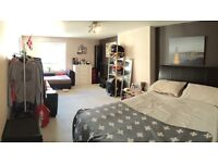 Large double bedroom Old Christchurch Road