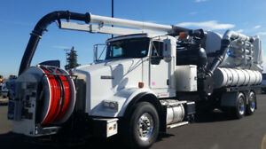Refurbished Vactor Sewer Cleaners - JetVacs