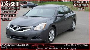 Nissan Altima  2.5 S SPECIAL EDITION 72000KM SEULEMENT 2011