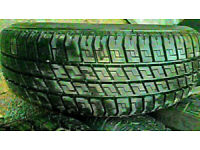 Spare wheel with tyre Michelin Radial XSE GreenX 185/70R14 88H MXV3A 306 206 307 207 Xsara C2 C3 C4