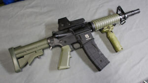 First Strike T15 Magfed Paintball Gun - Canadian Forces Custom
