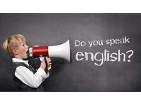 English lessons (ESOL)