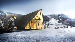 Visualisation, 3D, Rendus architecturaux, Renderings