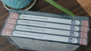 """8-DVD series by Great Courses: """"Understanding the Human Body"""""""