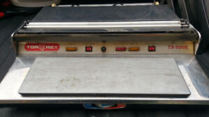 Torrey TS-500-E Hand Wrapping Machine-USED