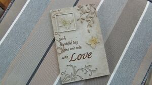 """Love"" Hanging Wall Tile"
