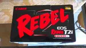 Canon Rebel EOS T2i