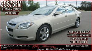 Chevrolet Malibu  LT Platinum Edition *CUIR+TOIT* 2011