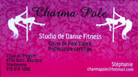 COURS DE POLE DANCE FITNESS