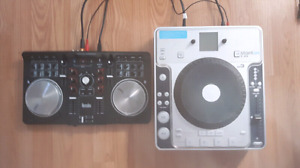 Hercules Universal DJ+Stanton CDJ NEED GONE ASAP!!