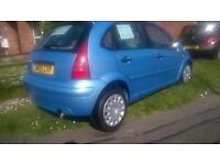 bargain c3 automatic imaculate.43000miles .1year mot