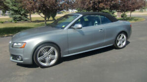 Still available 2010 Audi S5 Quattro Cabriolet For Sale