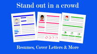 Resume, Cover Letter, & LinkedIn Profile Reviews
