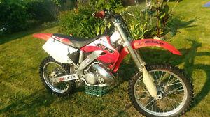 2000 HONDA CR250