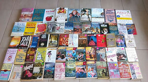 LOTS OF BOOKS!!!