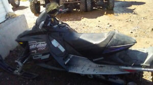 Now Parting Out 2004 Ski Doo 600 GSX