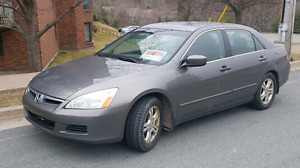 2006 Honda Accord xle Fully Loaded with Leather