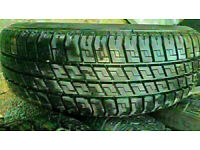 Spare wheel with tyre Michelin Radial XSE GreenX 185/70R14 88H MXV3A 3