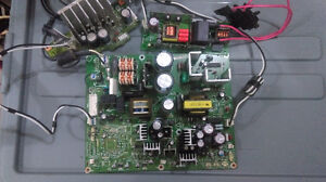 """SONY 55"""" FLAT SCREEN TV CIRCUIT BOARD AND LIGHT"""