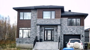 Fully furnished 4Bedroom, 3 washroom house in St. Lazare