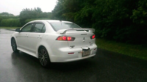 2016 Lancer GTS for trade