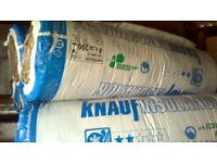 200MM KNAUF EARTHWOOL COMBI ROLL LOFT INSULATION