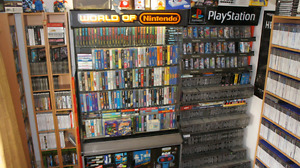 Sell me your old video games!