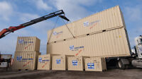 SEA CONTAINERS 20' START AT $2000