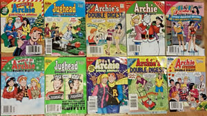 Archie Comics - Double Digests