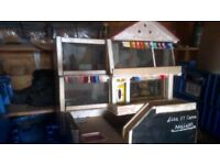 REDUCED 1960s Dolls House in need of a new home