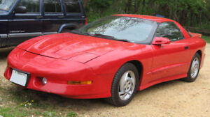 Classic 1997 Firebird for sale