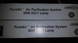 Lennox bulbs for air filtration system