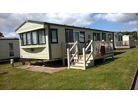 Caravan for Hire - Devon Bay - Hoburne - 3 bedrooms