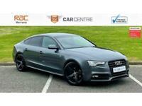 2014 Audi A5 2.0 TDI 177 Black Edition 5dr Multitronic [5 Seat] HATCHBACK Diesel