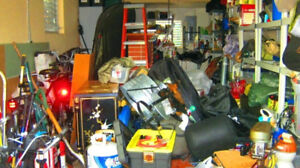 Property Cleanup, Junk Removal, Fallen Tree Removal