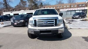 "2010 Ford F-150 4WD SuperCrew 145"" XLT 