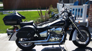 Great Motorcycle for New Riders