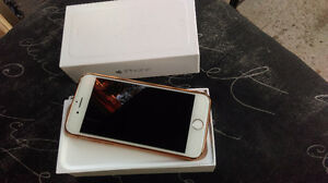 iphone 6 16g unlocked sliver 10/10 condition